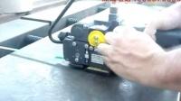 P355塑钢带气动打包机【FROMM 孚兰】PET打包机 塑带打包机