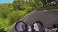 【淘摩网】重机车山路骑行实拍,压弯加减档视频分享_摩托车
