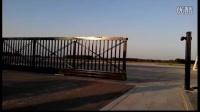 山西临汾机场悬浮门视频