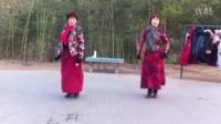 紫竹院广场舞——排舞 两个人_高清
