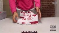 Air Jordan 4 Retro 'Alternate' AJ4 备选 实物细节赏析