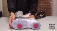 Nike Lebron 13 'Christmas' 实物细节赏析