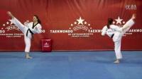 跆拳道竞技训练 日常训练方法 世界跆拳道训练计划 - 1