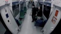 搞笑!【地铁惊魂】巴西恐怖整人節目!