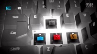 TESORO铁修罗库拉达剑机械键盘广告视频