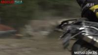 实拍KTM 1290ADV双脚转向技巧_摩托车之家