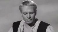 """劳伦斯奥利弗版哈姆雷特对白""""生存还是毁灭""""(1948)"""