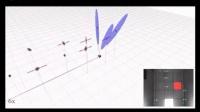 单目视觉SLAM演示2(屋顶地图建模)