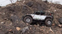 RC Overload - Axial SCX10 Jeep Wrangler Unlimited Rubicon Scale Action Adventure