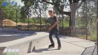 Backside Savannah Grind极限轮滑教学视频
