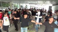 韩国人气男组合 - N-SONIC @ 到达香港机场 20151001