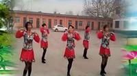 广场舞-千年等一回-演示-程委广场舞团队