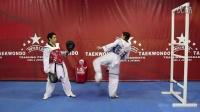 跆拳道竞技训练 日常训练方法 世界跆拳道训练计划 - 14