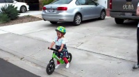 BABYSTEP 骑自行车