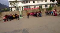 兴隆小学四年级运球接力赛