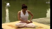 曲影漂亮妈妈瑜伽26-箱舟式