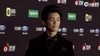 2015微博之夜红毯 吴磊:我是小孩 苏哥哥不跟我说恋情