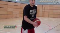 一系列很好的运球上篮等篮球训练