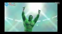 WWE2K-DBK WrestleManie-预告片-做自己的剧情-每周六更新