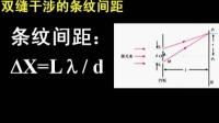 0048.高三物理贾战利 第36讲 光的干涉考点分析