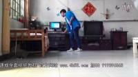 曳步舞教程平移爵士舞6个基本动作 鬼步舞背景音乐全套视频教程