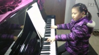 F大调小奏鸣曲第一乐章-冷文雅钢琴