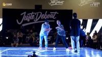 【Juste Debout 2016 中国】hiphop final battle