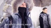 2016秋冬伦敦男装时装周走秀发布会:Belstaff