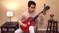胡滨演奏巴赫第二小提琴奏鸣曲,BWV 1003: II. Fugue