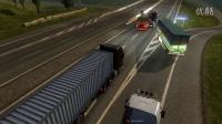 欧洲卡车模拟2:联机趣事(76)