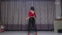 欣子广场舞------尊巴舞----一点点背面