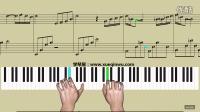 学琴屋 《Hatsukoi初恋》钢琴教学 高清视频