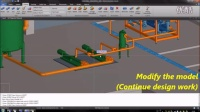 Advanced use of Cadmatic Plant Design software