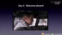 看电影学英语Day 2: Welcome aboard.
