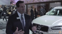 2016 Volvo XC-90 and Volvo Future Safety at the LA Auto Show 2014|Autobytel