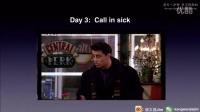看电影学英语Day3:Call in sick
