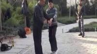 郑州张鹏大师授拳现场