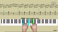 学琴屋 车尔尼849(3) 钢琴教学