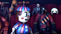 FNAF系列-动画电影-丑陋的气球男孩Balloon Boy is ugly