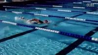 游泳泳池转体训练方法