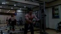 健身教练资格证 567GO代言人郑少忠日常训练