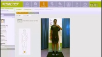 Smartfit 自行车适配系统 Q1 - 身体扫描 (英文)