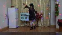 编舞优酷 zhanghongaaa 广场舞 背面你给我的爱 最新16步健身舞 原创