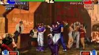 拳皇98:小公主vs西安陈辉(草八克重出江湖)