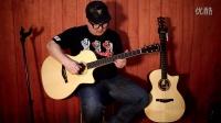 【阳仔玩吉他】Eastman AC622ce AC722c 对比评测