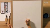 (转)水彩画基础教程第05课笔法综合创作 课时1 · 综合创作-1