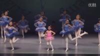 儿童舞蹈 可爱的蓝精灵