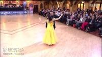 2014 黑池讲习会摩登舞 _02 狐步舞的启示Victor fung & Anastasia