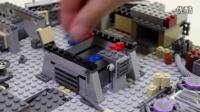 《乐高时间》乐高星球大战系列千年隼号宇宙飞船75105玩具快拼