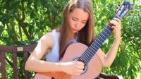 令人惊叹!小女孩轻松弹《阿斯图里亚斯传奇》(Isaac Albeniz) Asturias - Julia Lange